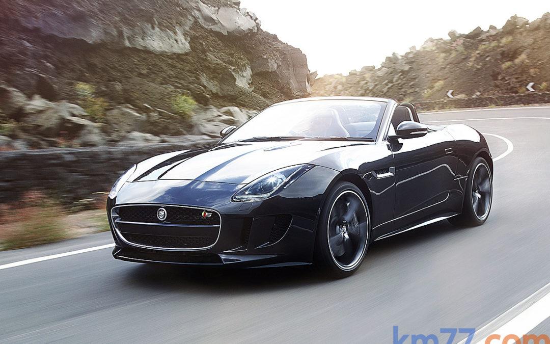 Jaguar F-Type S Convertible V8 5.0 S/C – El sonido del apocalipsis