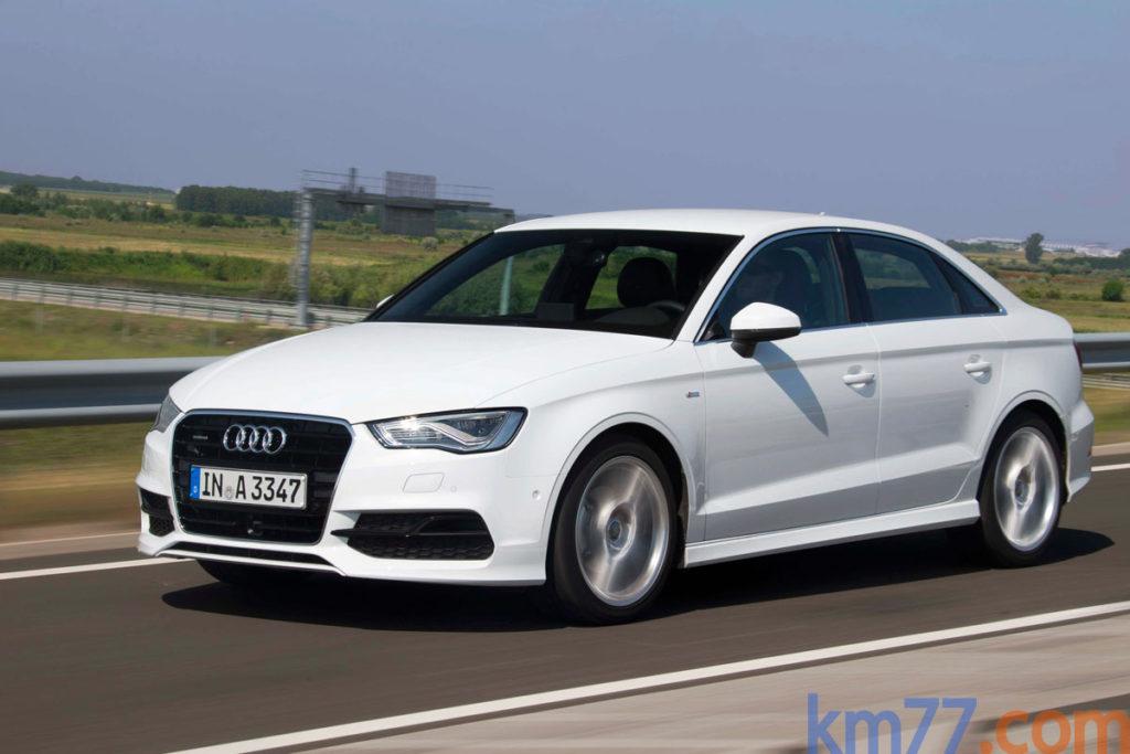 Audi A3 Sedán S line edition