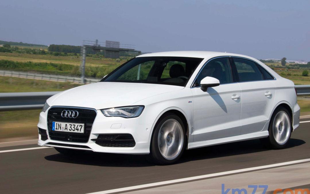 Nuevas ediciones en la gama Audi A3