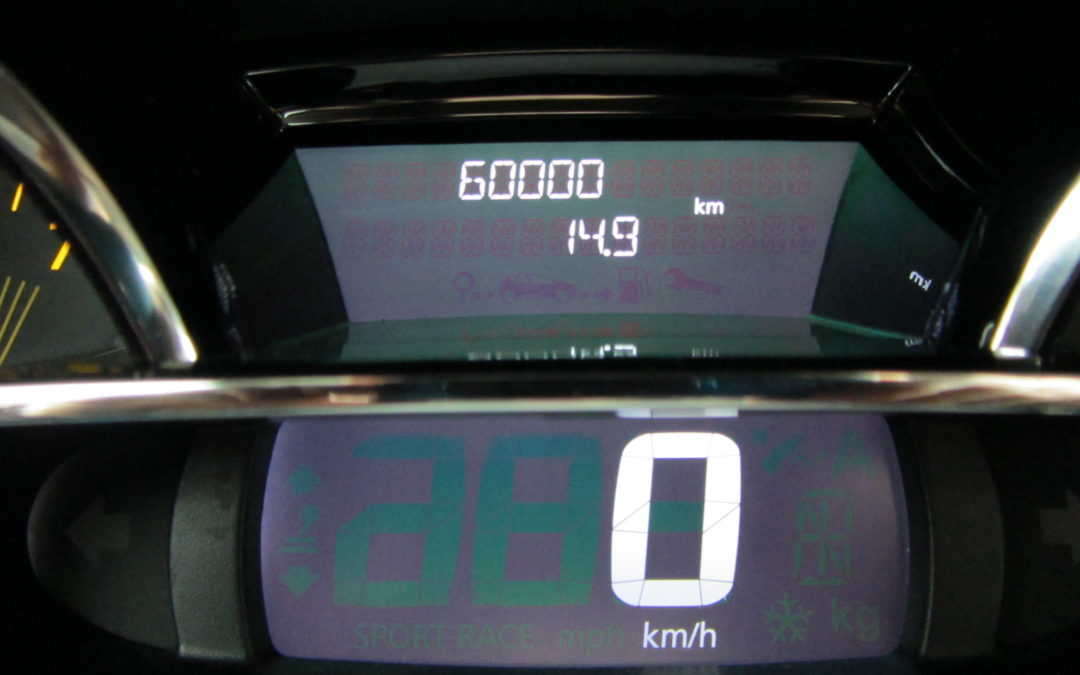 Pasamos la revisión de los 60 000 kilómetros….en dos talleres (1ª parte)