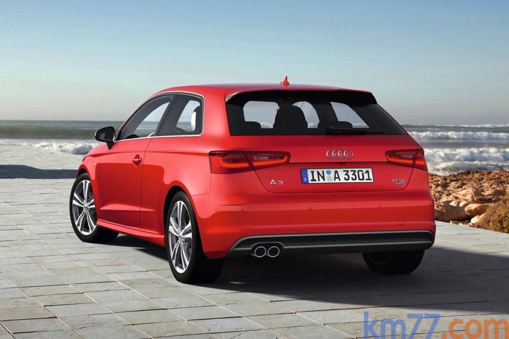 Audi A3 Adrenaline