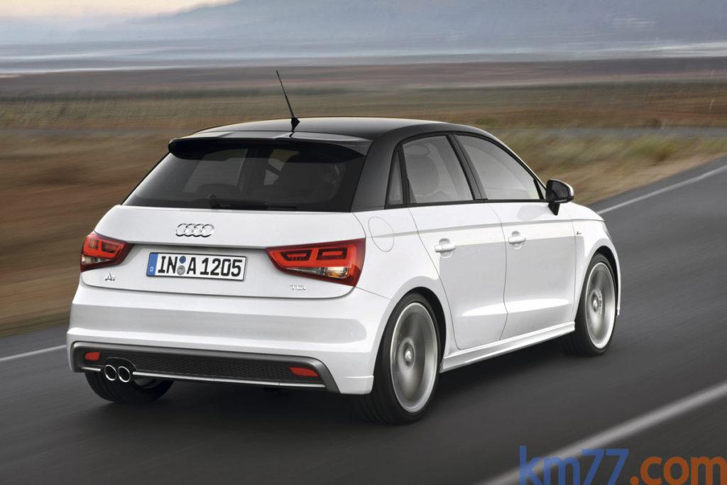 Audi A1 Sportback Adrenalin