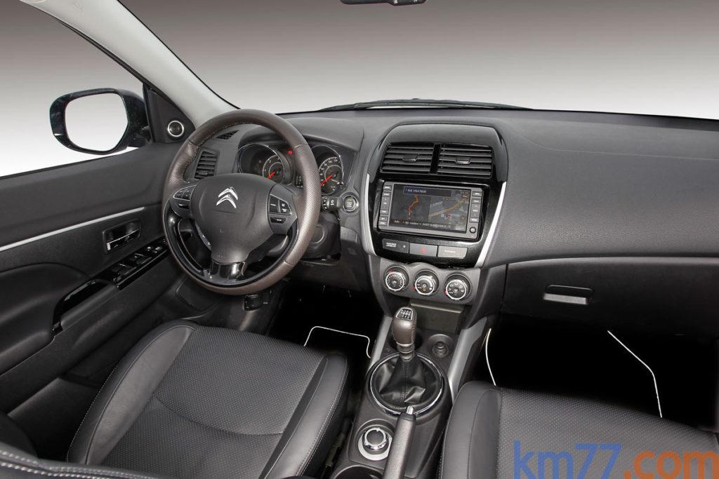 Citroën C4 Aircross Exclusive