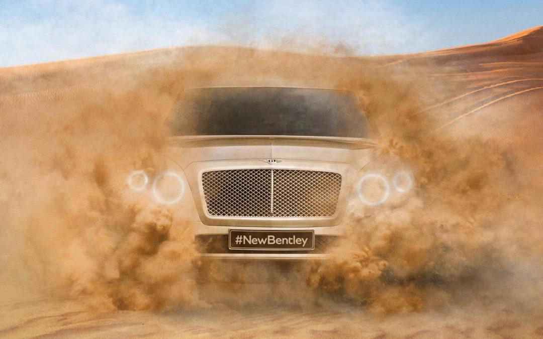 En 2016 el todoterreno de Bentley será una realidad
