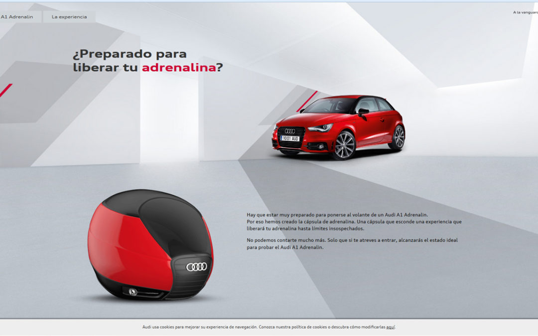 Nuevas ediciones Adrenaline y Adrenaline2 para el Audi A1
