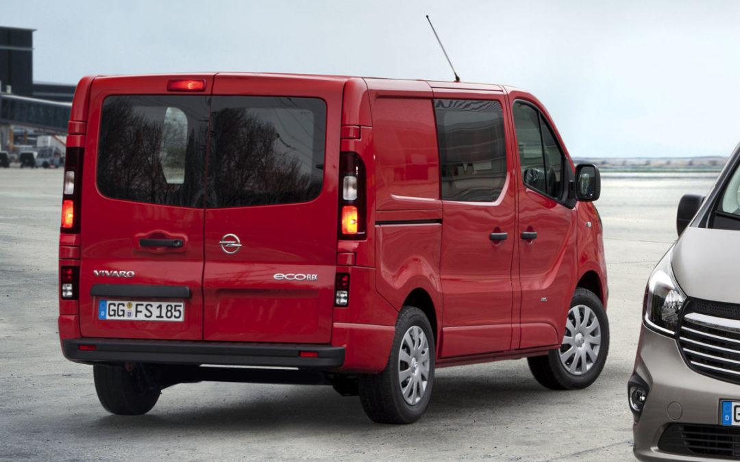 Opel Vivaro, así es la segunda generación