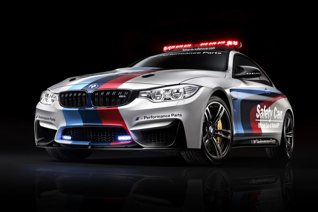 BMW M4 Safety Car Moto GP 01