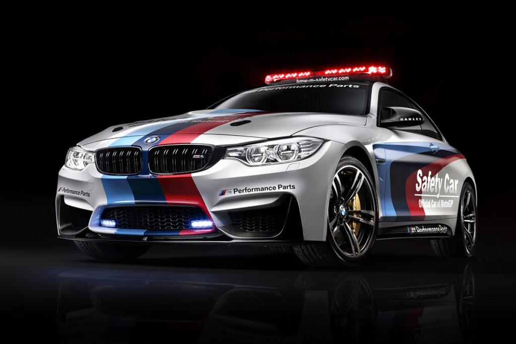BMW M4 Safety Car Moto GP 01