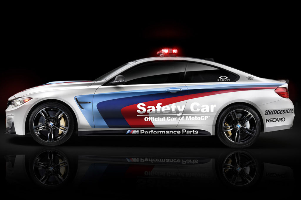 BMW M4 Safety Car Moto GP 02