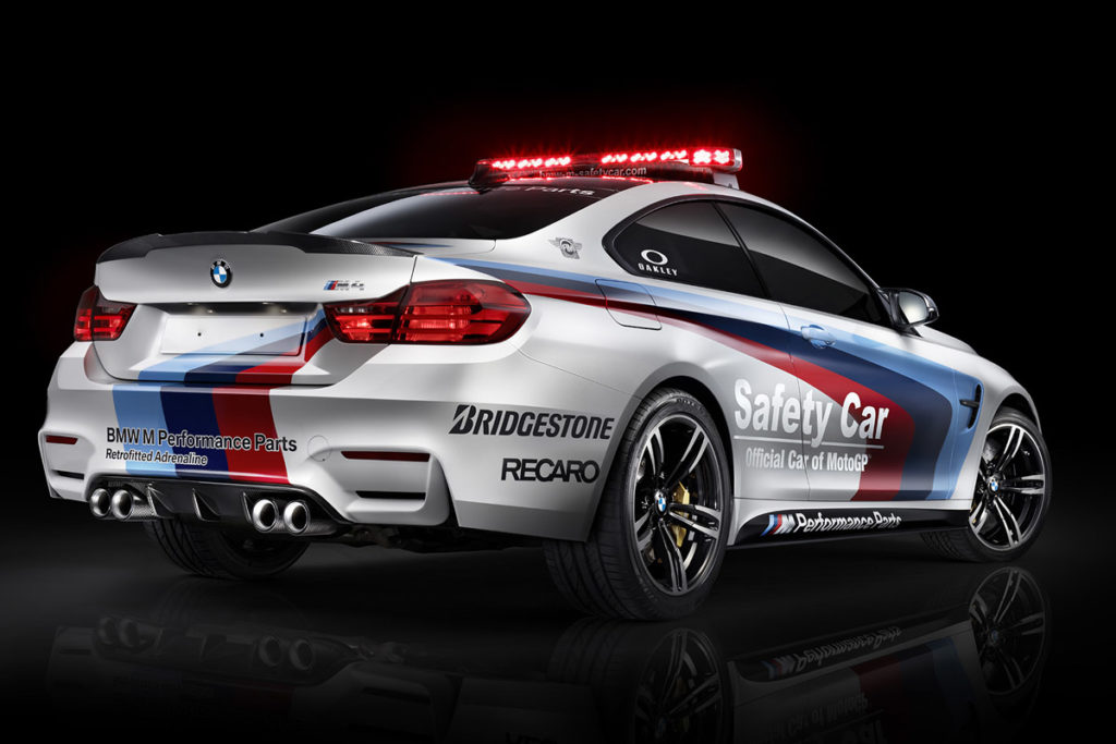 BMW M4 Safety Car Moto GP 03