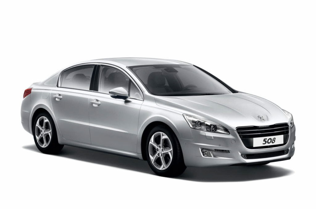 Peugeot 508 Style