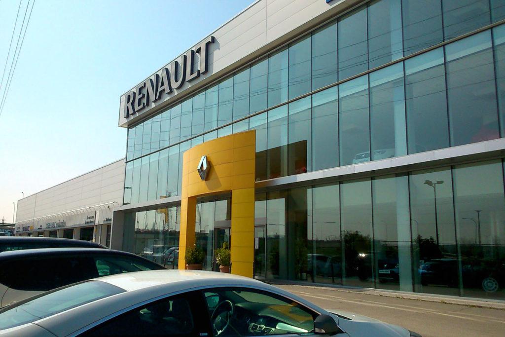 Concesionario Renault Automoción Qualiauto