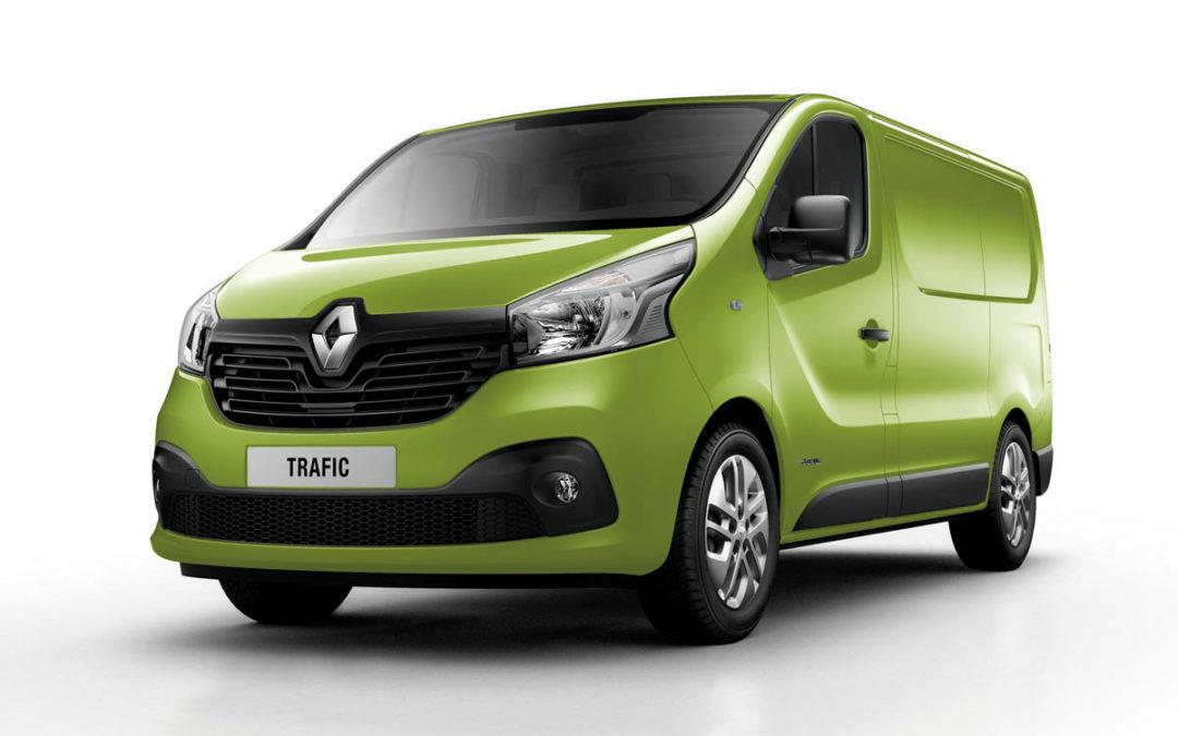 Renault Trafic 2014. Tercera generación.