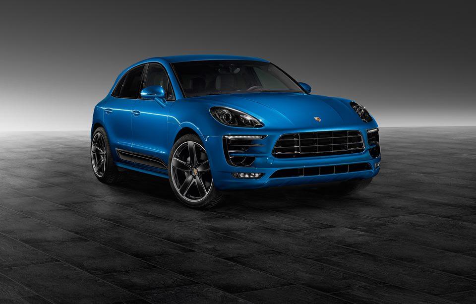 Nuevo ejemplo de la división Porsche Exclusive, el Macan S
