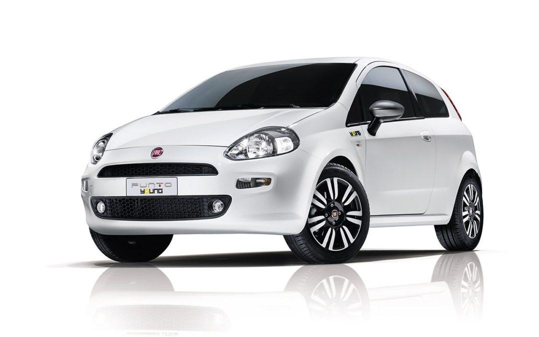 Nuevo nivel de equipamiento y mejoras en la gama Fiat Punto