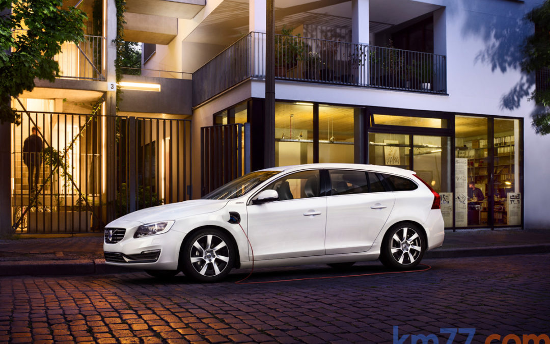 Volvo V60 Plug-in Hybrid ya a la venta