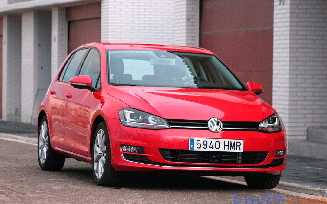 Ligeros cambios en la gama Volkswagen Golf