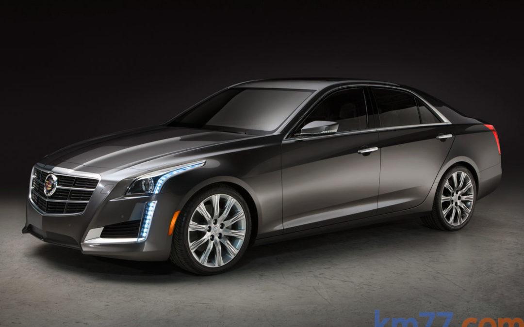 Cadillac CTS Sedán. A la venta desde 54 827 €