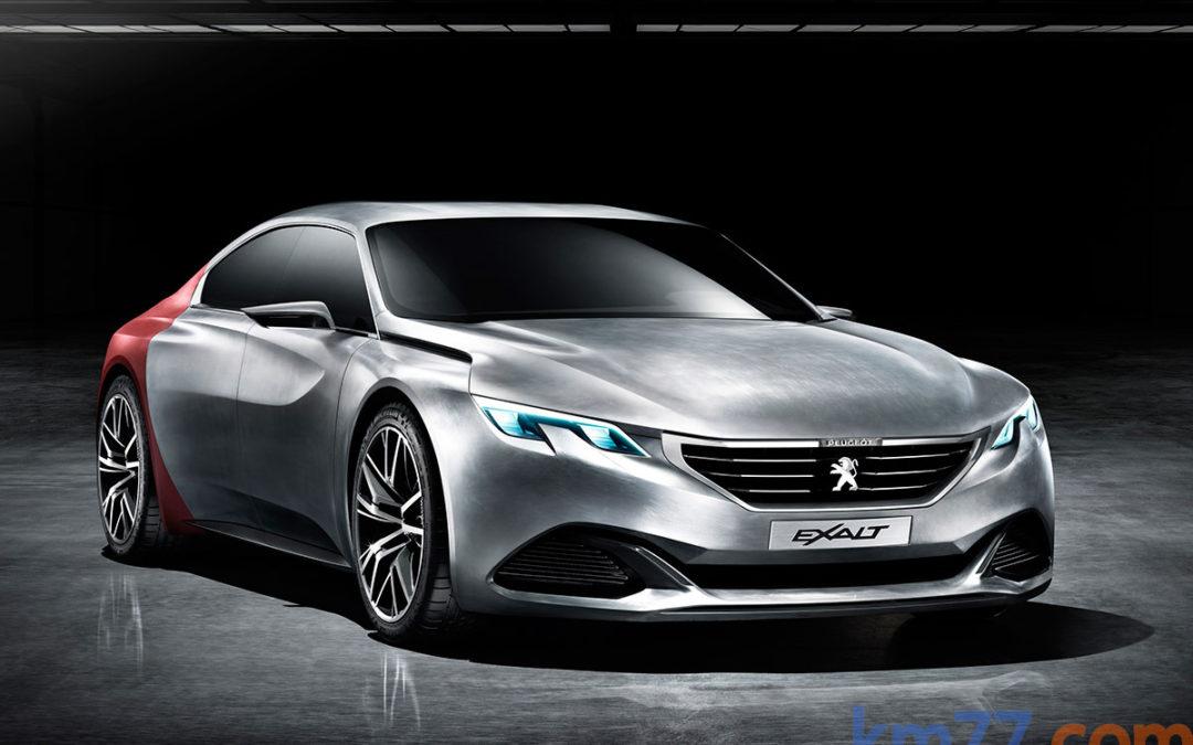 Vídeo. Detalles del Peugeot Exalt que será presentado en Pekín