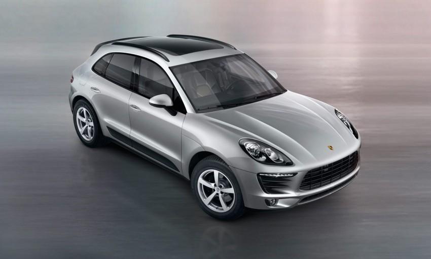Porsche presenta el Macan con motor de gasolina de 2,0 litros