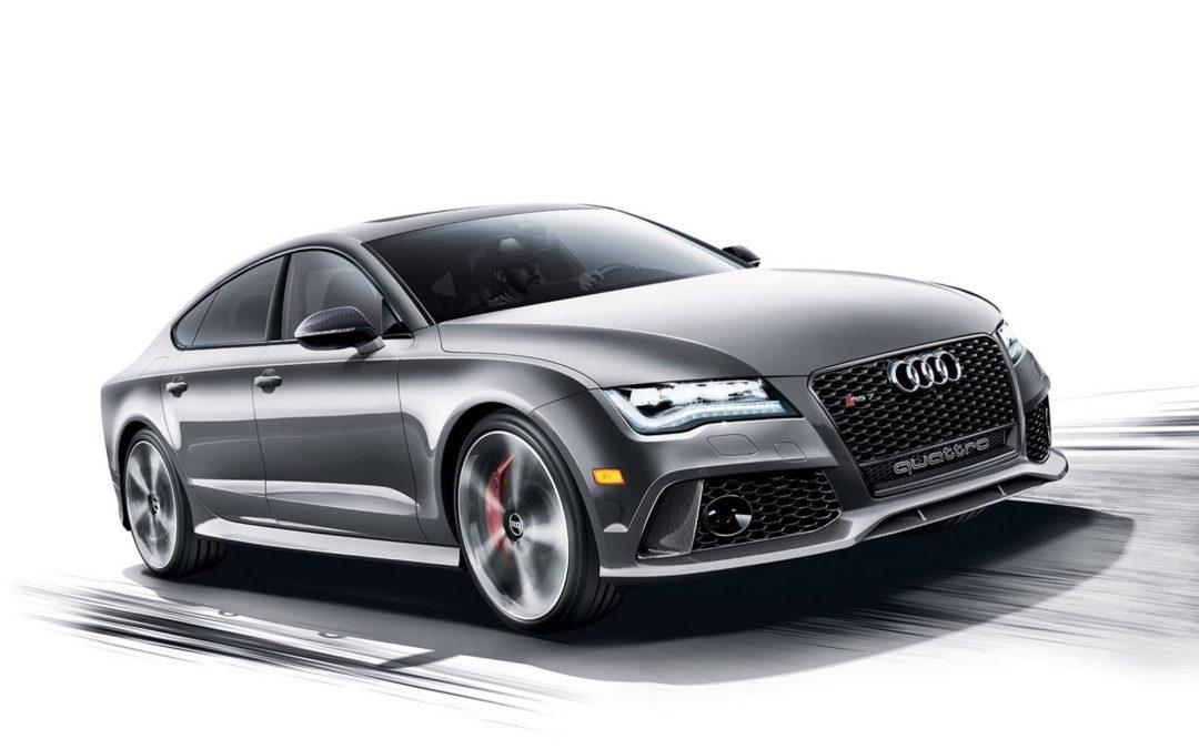 Salón de Nueva York. Audi RS7 Dynamic Edition