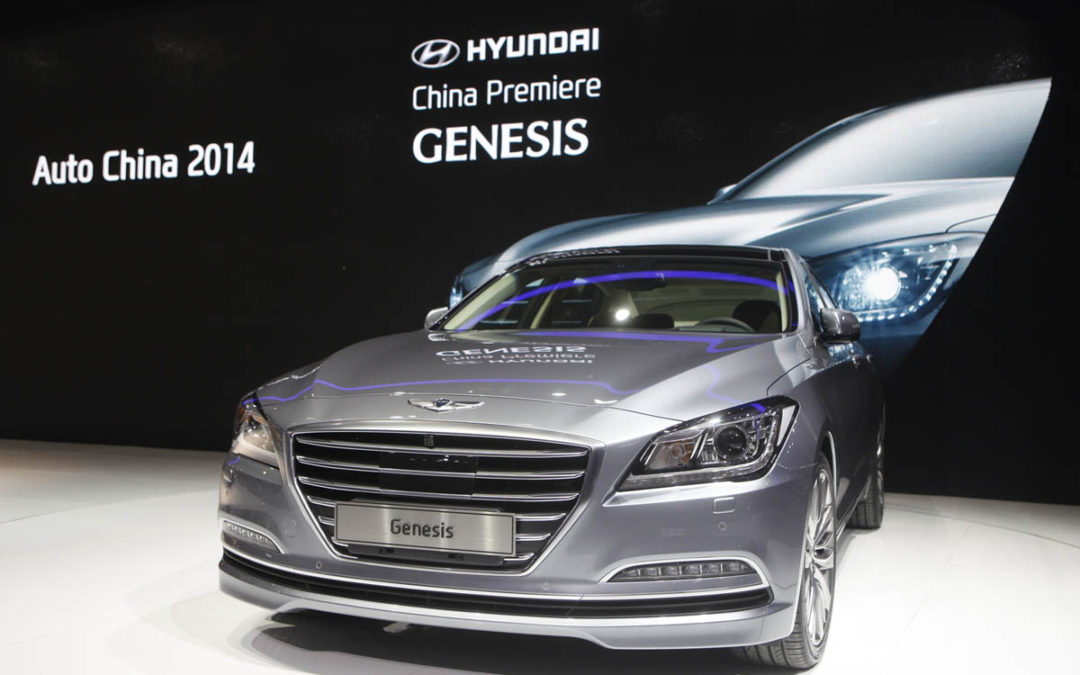 Las novedades de Hyundai en el Salón de Pekín