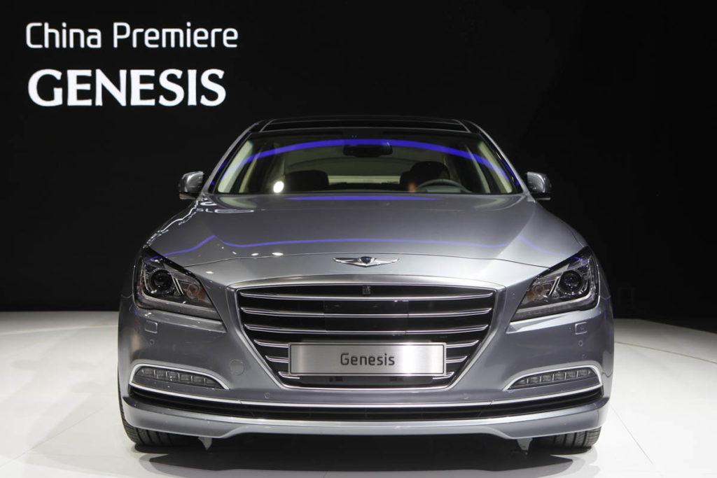Beijing Motor Show_Genesis 2