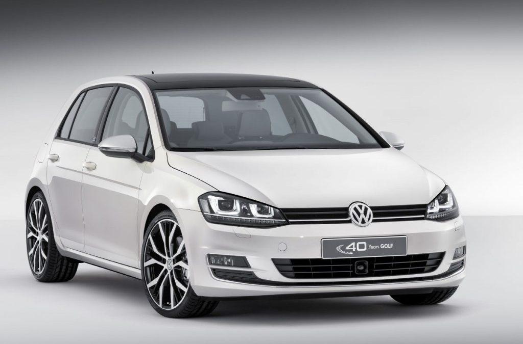 Volkswagen Golf Edition. Nuevo prototipo presentado en Pekín
