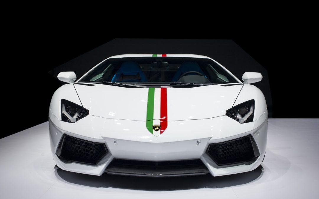 Lamborghini Aventador Nazionale. Un deportivo único