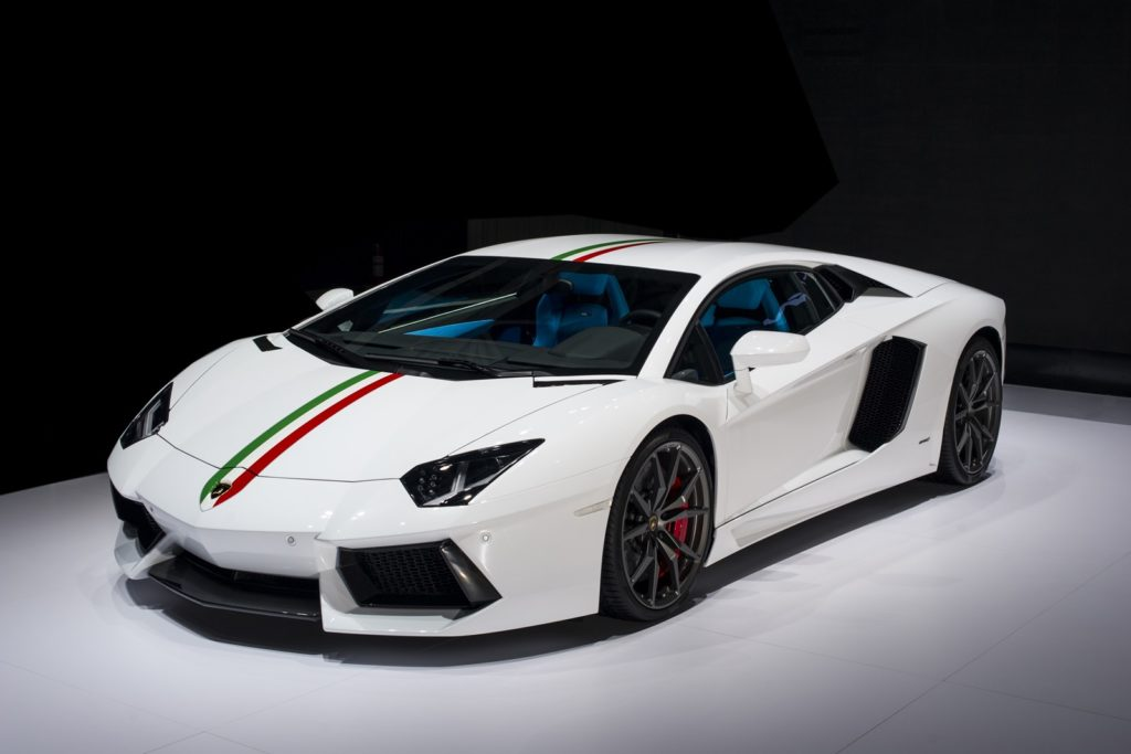 Lamborghini Aventador Nazionale by Ad-Personam 1