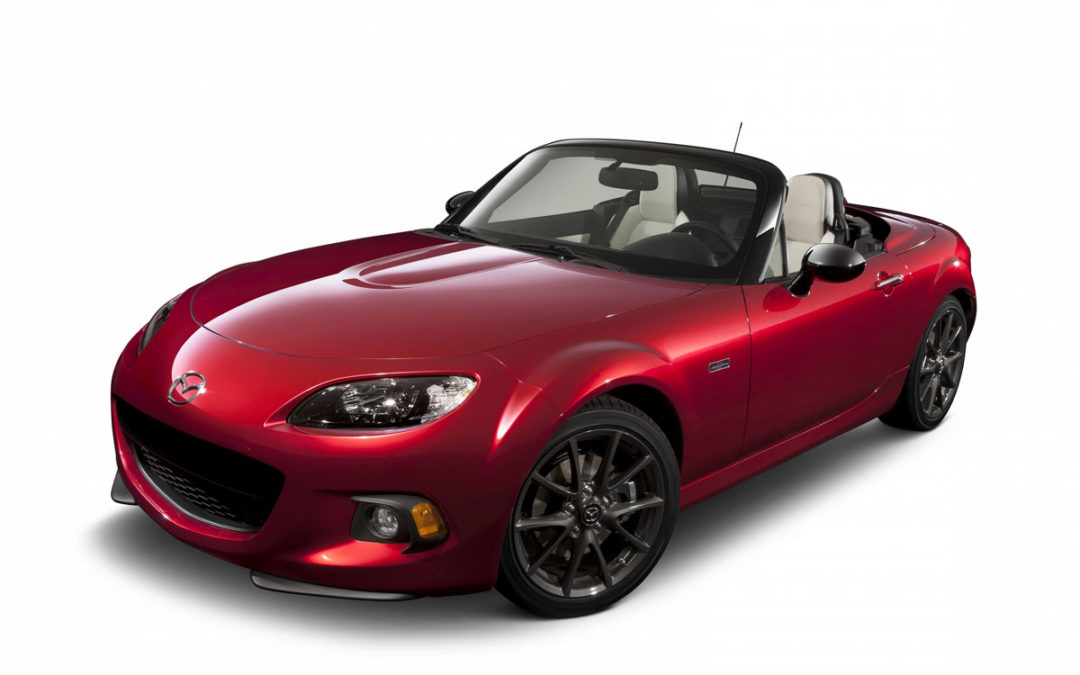Mazda desvela el chasis del nuevo MX-5 y una versión especial del actual