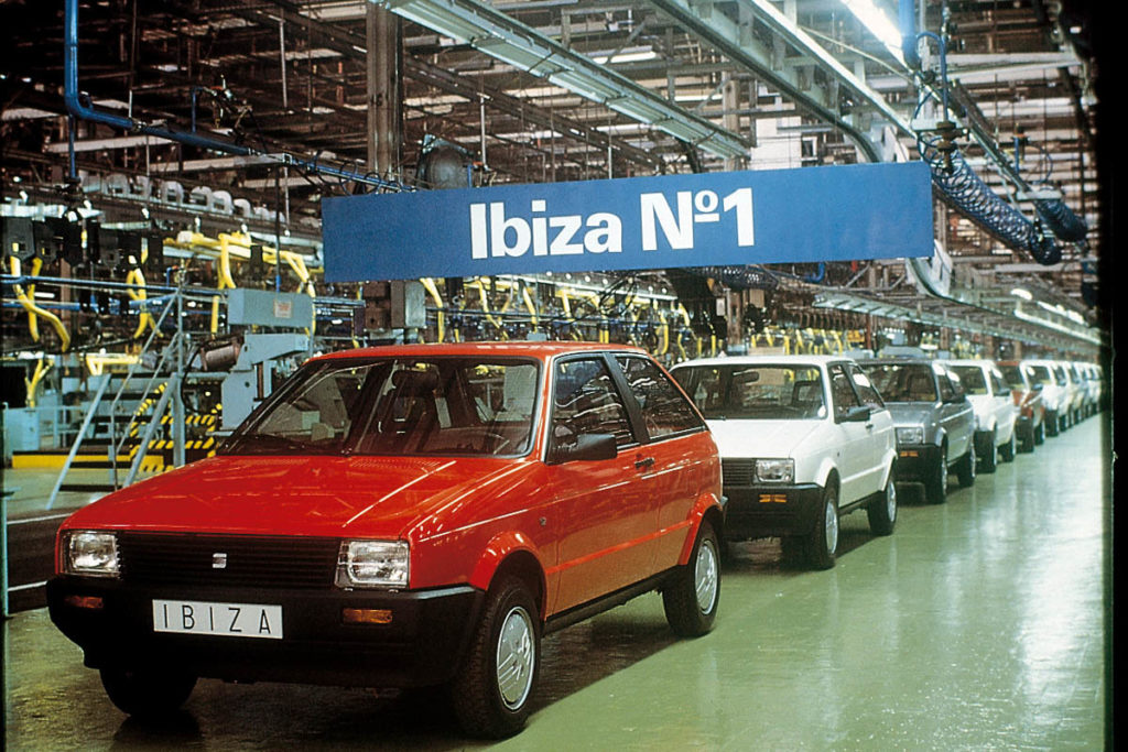 SEAT Ibiza N1