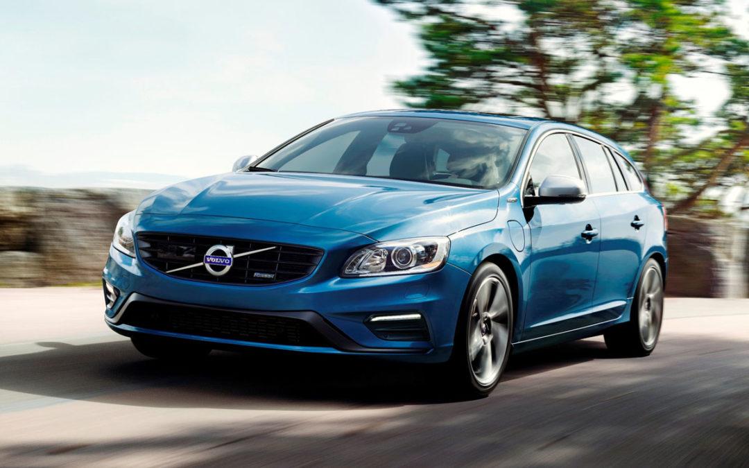 El Volvo V60 Plug-In Hybrid estará disponible con el paquete R-Design