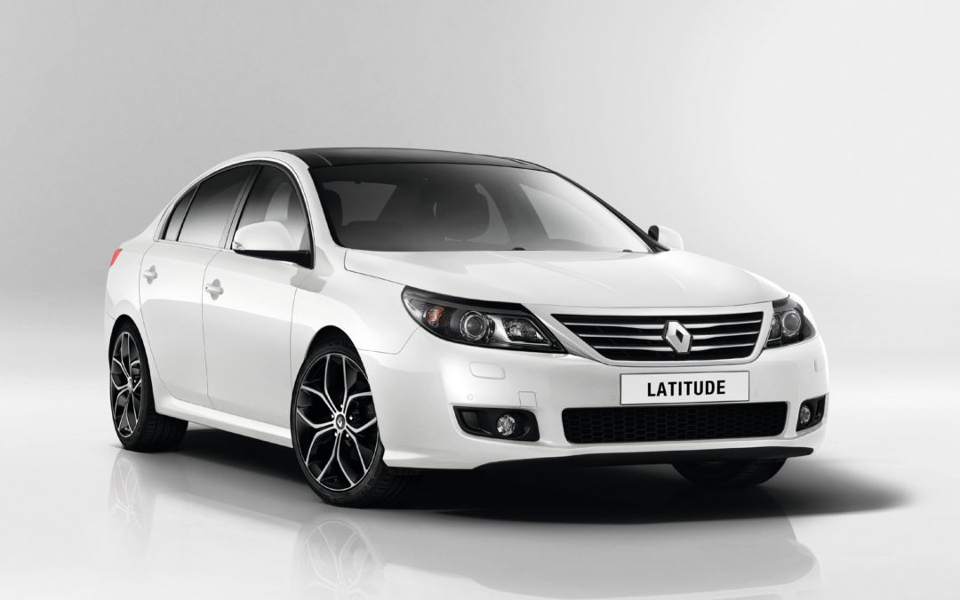 Nuevo Renault Latitude. Ahora más eficiente.