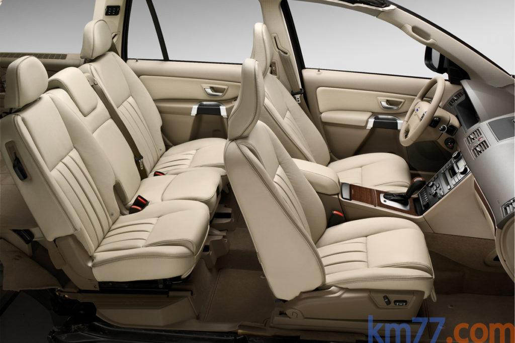 Volvo XC90 Master Edition