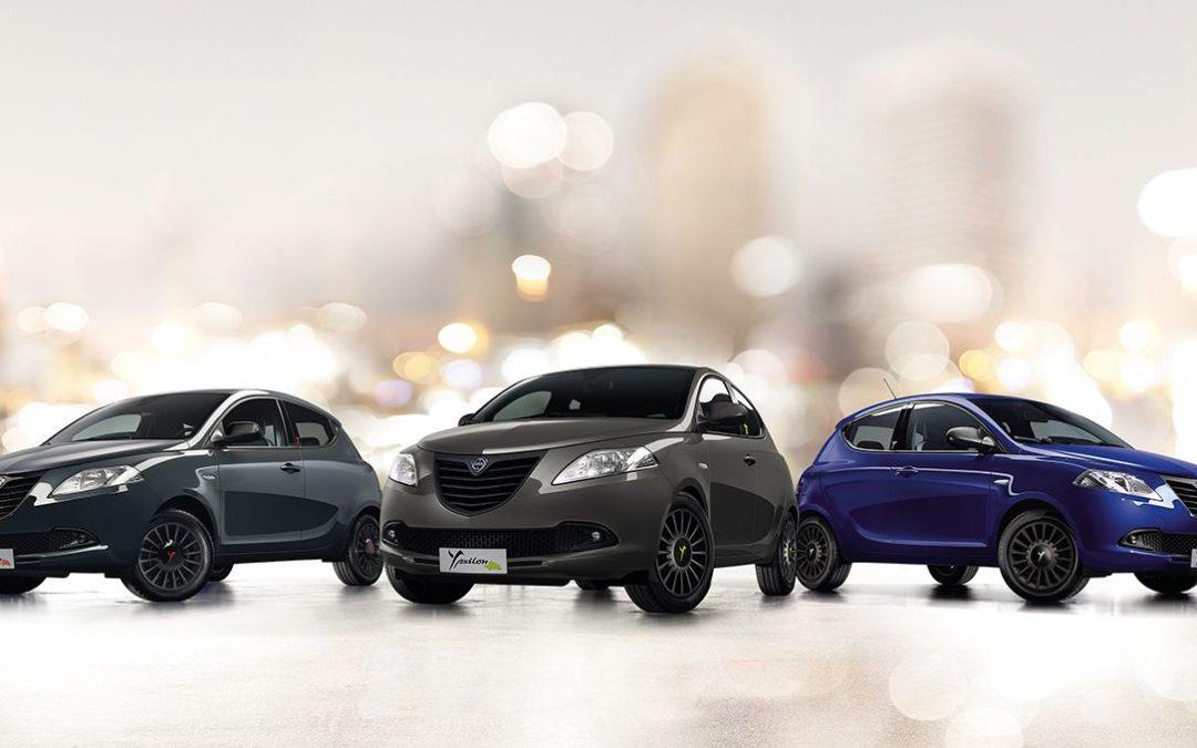 Cambios en la gama Lancia Ypsilon