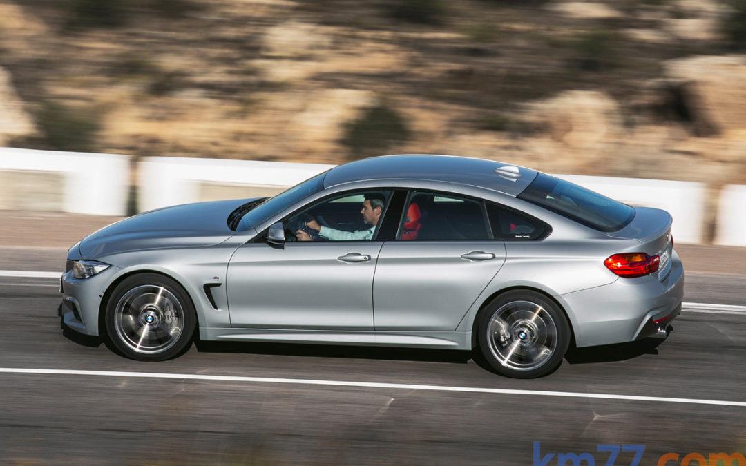 BMW Serie 4 Gran Coupé. Ya a la venta desde 39 300 €