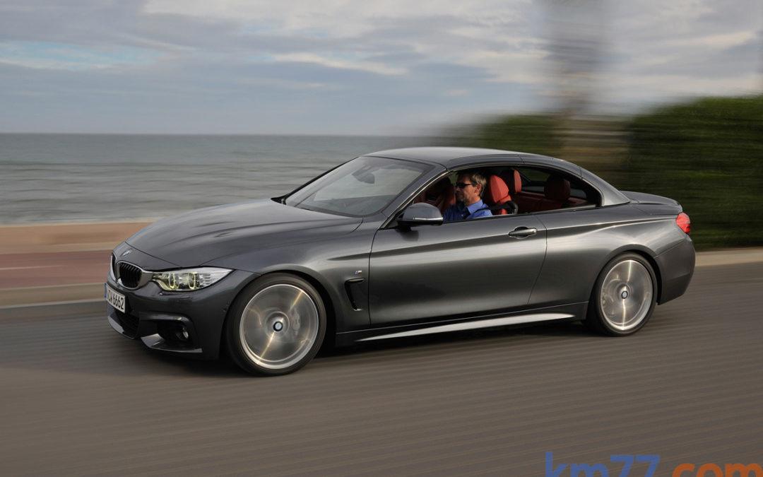 BMW Serie 4 Cabrio. Ya a la venta desde 49 900 €