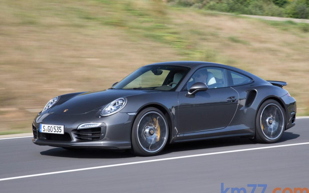 Porsche 911 (991) Turbo S – Otros 560 CV y la misma forma de entenderlos