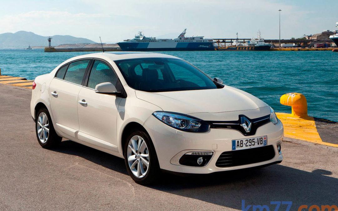 Renault Fluence, disponible con el nivel de equipamiento Limited