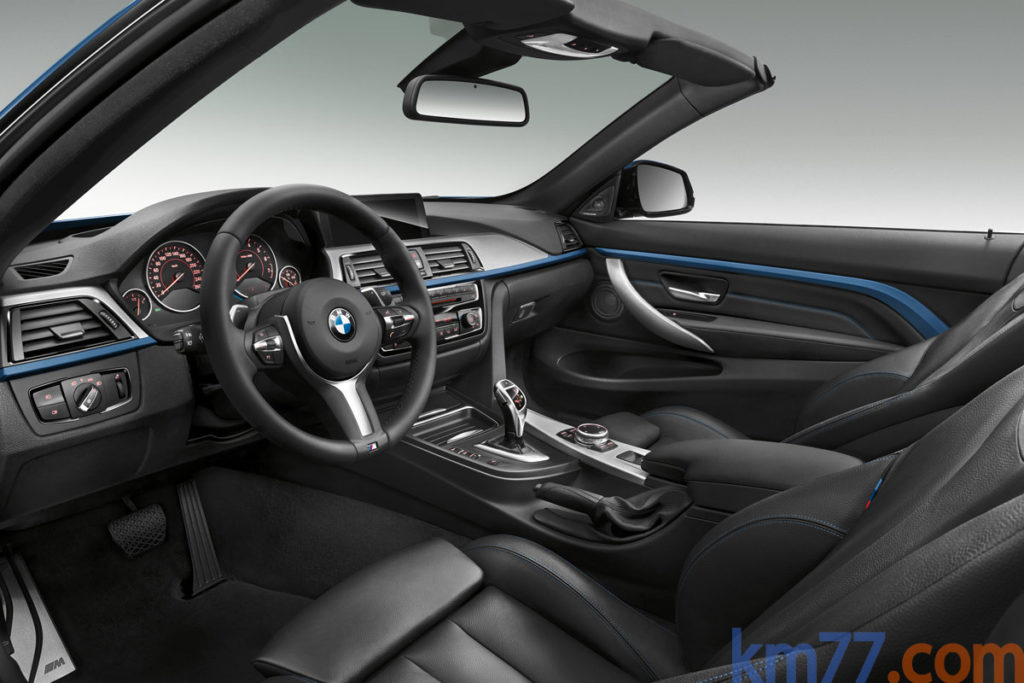 BMW Serie 4 Cabrio Pack deportivo M