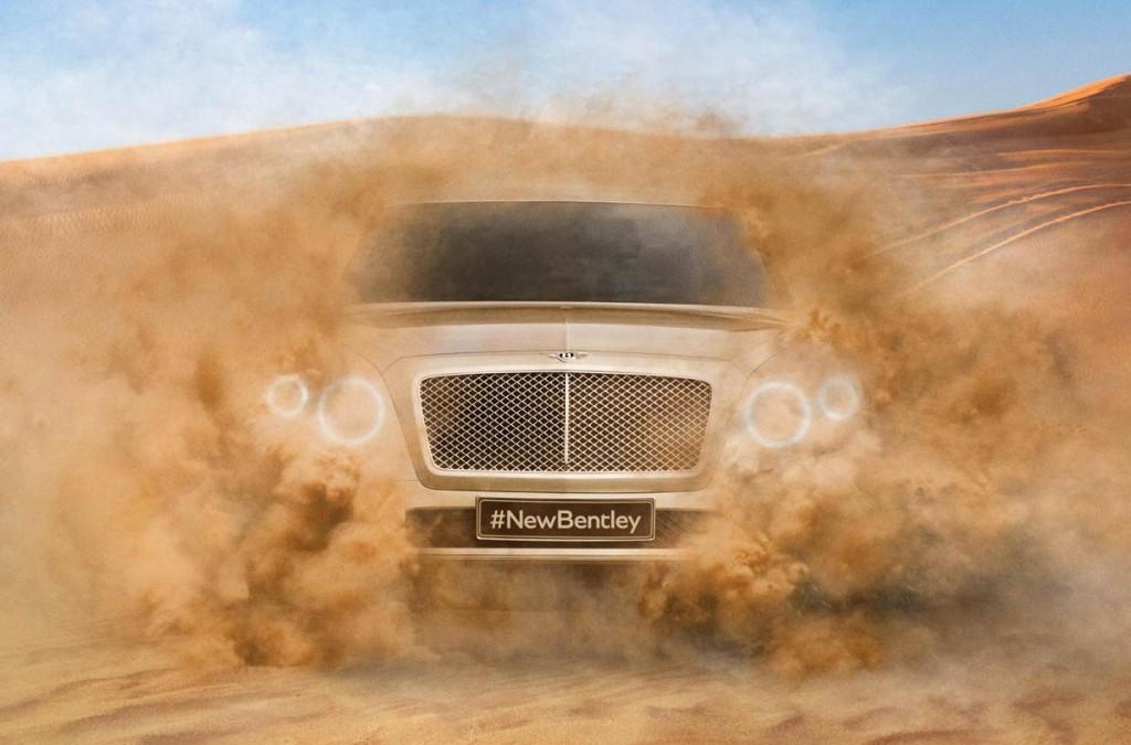 Nuevas pistas sobre el todoterreno de Bentley