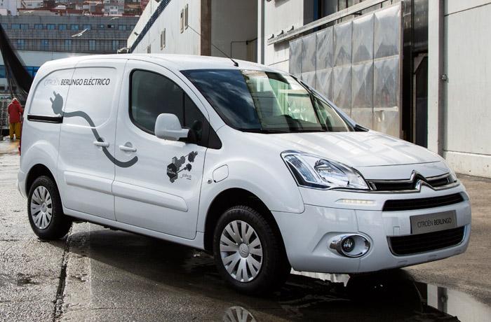 Citroën Berlingo Electric. Datos, mini (mini) prueba y vídeo.