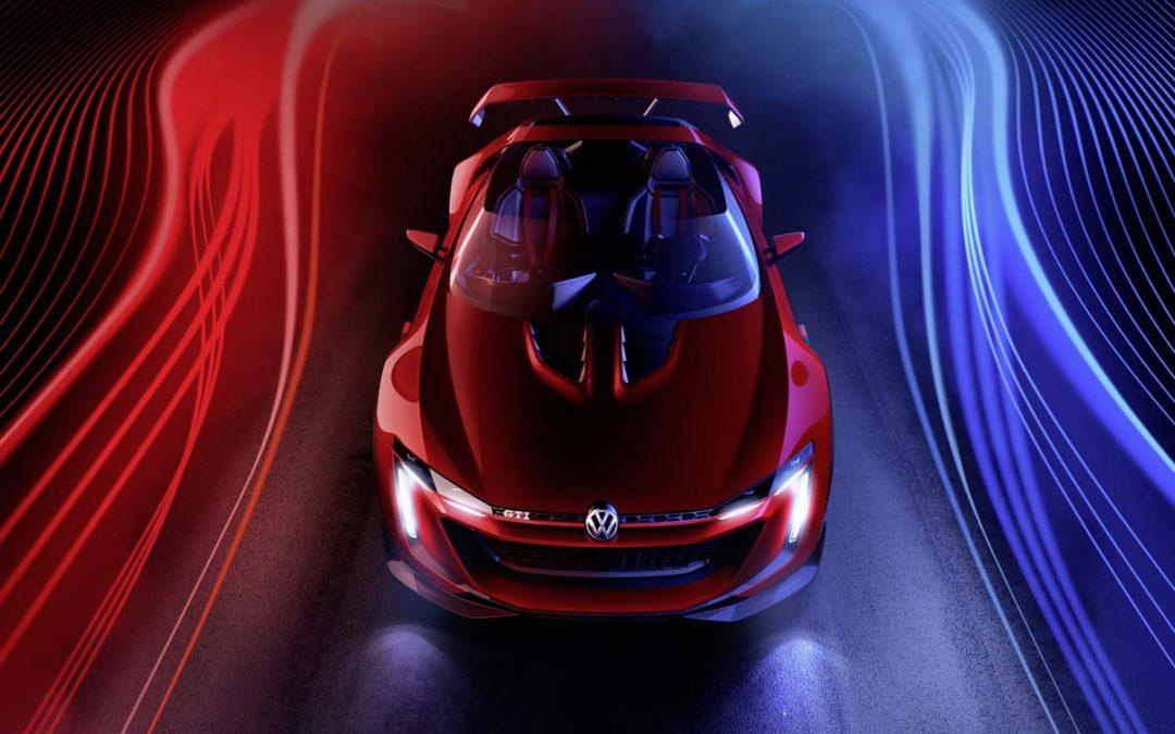 """Volkswagen GTI Roadster con 503 CV para el """"Gran Turismo 6"""""""