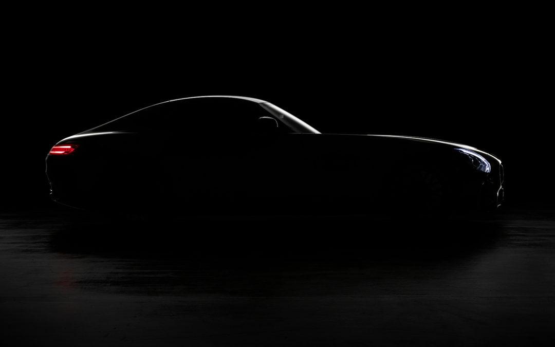 Nuevo adelanto del Mercedes-AMG GT