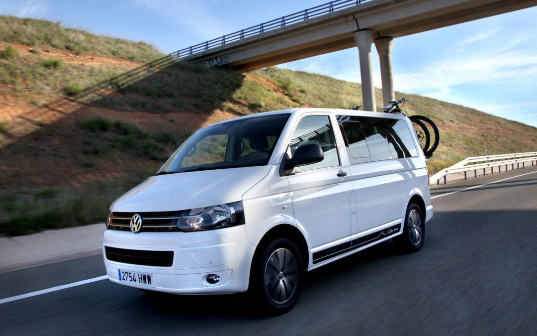 Las primeras unidades del nuevo Volkswagen Multivan Outdoor Edition llegan a España