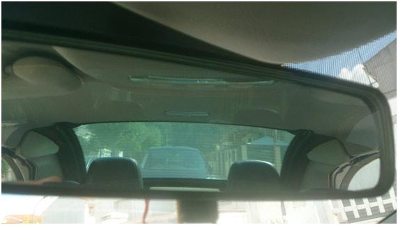 PEUGEOT 307 CC 1.6 110CV. Espejo retrovisor