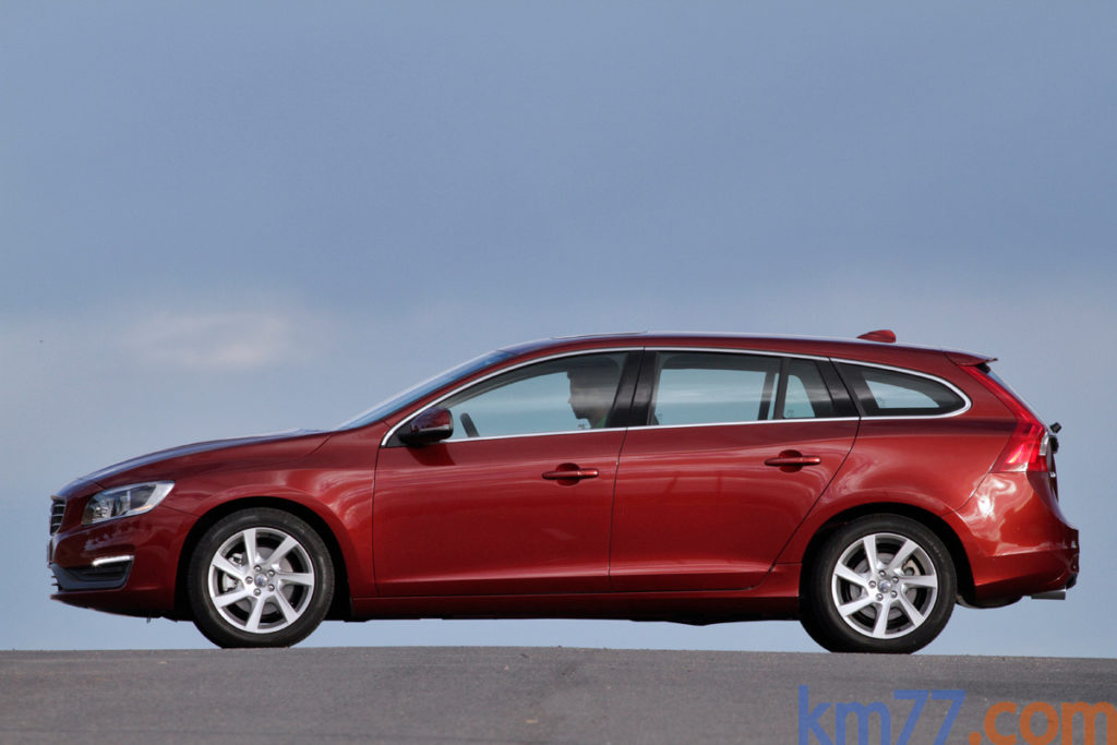 Volvo V60 connected edition