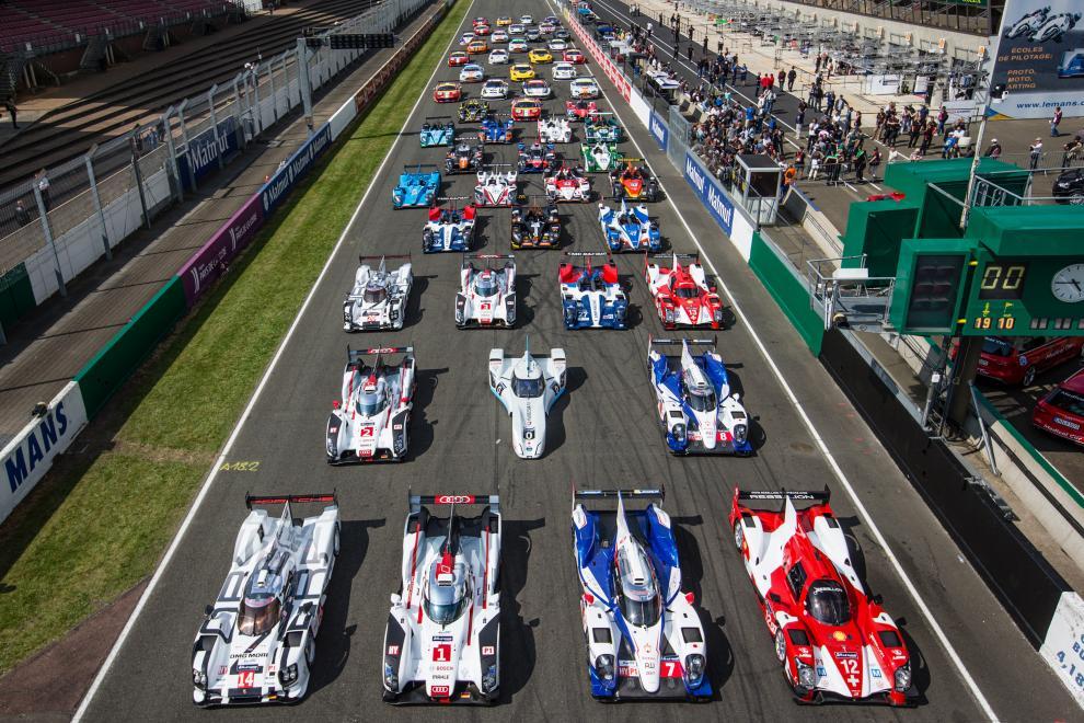 Falta solo una semana para una nueva edición de las 24 horas de Le Mans.