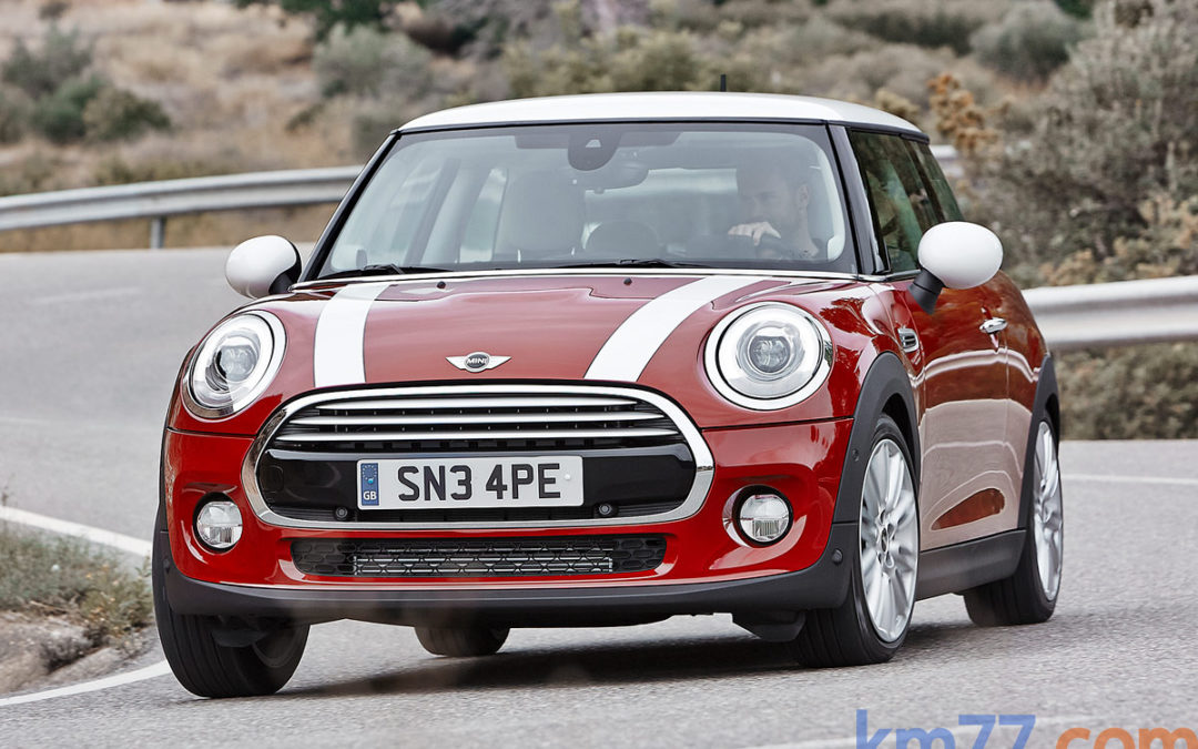 Nuevos MINI One First y MINI Cooper SD